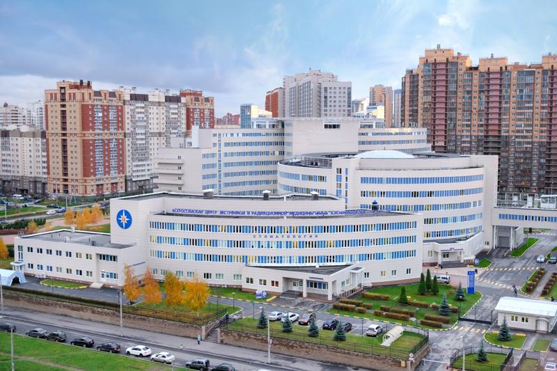 Клиника МЧС им. Никифорова